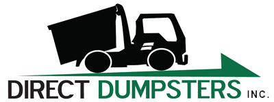 Direct Dumpsters Logo